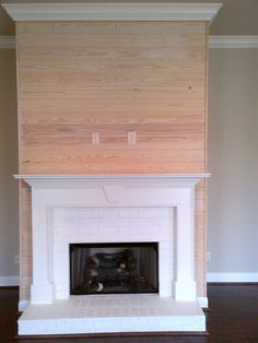 Natural and Gas fireplace