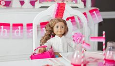 Watch Emotional Moment Girl With Prosthetic Leg Gets An American Girl Doll Just Like Her [Viral Video] .. http://www.inquisitr.com/3165347/watch-emotional-moment-girl-with-prosthetic-leg-gets-an-american-girl-doll-just-like-her-viral-video/
