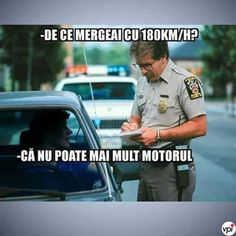 Când mergi cu viteză - Viral Pe Internet Have Some Fun, Funny Texts, Mirrored Sunglasses, Humor, Memes, Cute, Cards, Internet, Humour