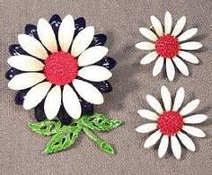 vintage mod flower - - Yahoo Image Search Results