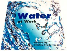 Harcourt Science Reader Grade 2 Water At Work Homeschool Reading Guided #Textbook