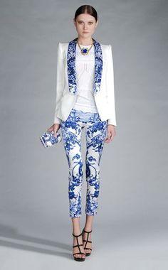 Pantalone Donna - Pantaloni Donna su Roberto Cavalli
