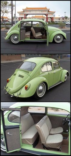 Best Volkswagen Modified 7 Wallpaper Added on , Tagged : Best Volkswagen modified at Oliver Rowland Racing Volkswagen Bus, Combi Wv, Vw Beach, Vw Cabrio, Vw Camping, Kdf Wagen, Vw Classic, Vw Vintage, Vintage Green