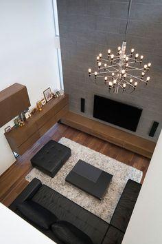 ホテルのスイートルームのような家・間取り(大阪府豊中市)  高級住宅・豪邸   注文住宅なら建築設計事務所 フリーダムアーキテクツデザイン