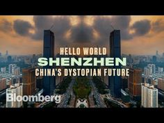 In part three of Hello World Shenzhen, Bloomberg Businessweek's Ashlee Vance heads out into a city where you can't use cash or credit cards, only your smartp. Science And Technology, Aviation Technology, Computer Science, Facial Recognition Software, Dystopian Future, The Rest Of Us, Create Awareness, Smartphone, Inspirational Videos