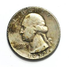 1952 S/S Washington Silver Quarter Dollar Rare San Francisco FS 502 Maple Leaf Gold, Where To Buy Silver, Valuable Coins, Coins Worth Money, Silver Quarters, Quarter Dollar, Coin Shop, Coin Worth, Silver Bar Necklace