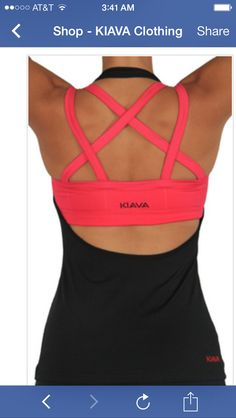 68a9645c01 KIAVA clothing - Beautiful athletic clothing for women. Elegant design