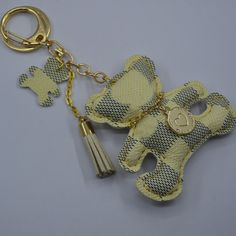 LV Car Bear Key Chains