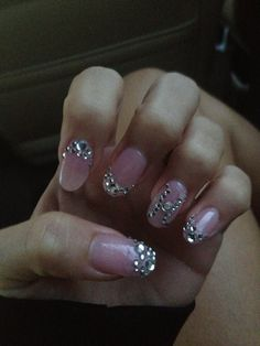 Wedding nails.  Visit us at www.siouxfallsramada.com