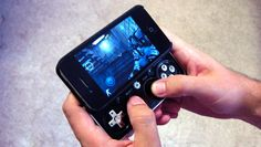 Someone stole my blueprints... - Bladepad iPhone Gamepad