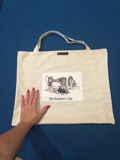 Calico carry bag