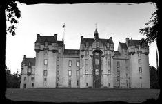 Haunted Places in Scotland - Fyvie Castle