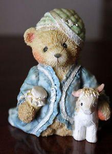 Cherished Teddies Nativity Edward