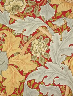 St James Wallpaper by William Morris and Co.