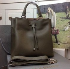 New Mulberry Spring 2015,Mulberry small Kensington mole grey Small Classic Grain