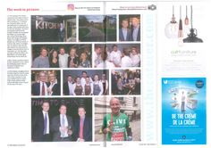 Caterer Magazine - The Kitchen launch
