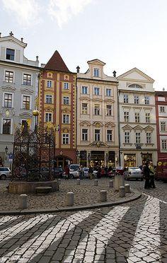 Malé náměstí - Prague, Czech Republic