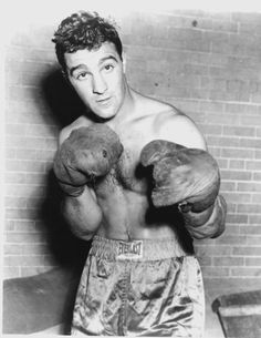 Rocky Marciano, The number one, absoulte greatest fighter in the History of Boxing