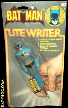 Had it.  toys from the 70s | ... : Vintage Batman Toys - Cheesy Carded Rack Toys From The 70s