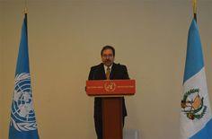 Guatemalteco José Toledo expones en las Naciones Unidas en Ginebra - Arte y Cultura en Guatemala