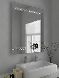 Zero LED Mirror H800 X W600 D45 Mm Led MirrorBathroom MirrorsIlluminated
