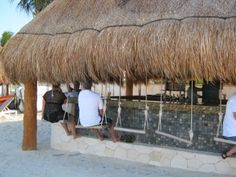 Had the best time at a swing bar like this in Zihuatanejo!