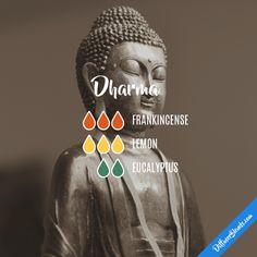 Dharma - Essential Oil Diffuser Blend