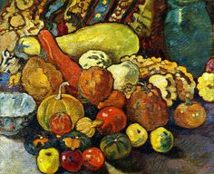 Louis Valtat - Still Life with Melons | by irinaraquel