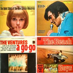 |i| The New Christy Minstrels – The Quiet Sides Of The New Christy Minstrels  – (VG+/VG) – 175 грн. Elvis Presley – Almost In Love – (VG+/VG+) – 275 грн. The Ventures – A Go-Go – (G+/VG+) – 145 грн. The Beach Boys – Bug-In – (G+/VG) – 95 грн.   #newindiskultura #diskultura #TrueVinylRecordsStore #kyiv #kiev #киев #київ #kyivshop #vinyl #винил #пластинки #TheNewChristyMinstrels #50s #ElvisPresley  #RockandRoll #TheVentures #Rockabilly #TheBeachBoys #95grn
