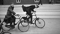 Danish Bicycle History - Wind by Mikael Colville-Andersen, via Flickr