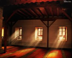 Sun Light!! - Işık!! K.Maraş - Ulu Cami