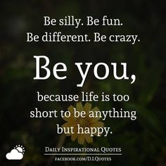 Enjoy Life ❤️