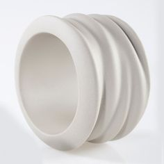 Ondas Bracelet White now featured on Fab.
