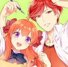 Sakura + Mikorin