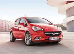 2015 Opel Corsa engine range will start with a 1.2L petrol eng