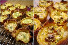 Broccoli, Mushroom, and Gouda Quiche   Recipe   Quiche, Gouda and ...