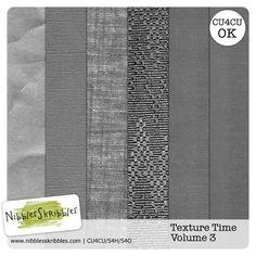 Texture Time Vol. 3 - CU4CU