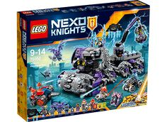 Buy Lego Nexo Knights Jestro's Headquarters 70352 Toy for Kids online Shop Lego, Buy Lego, Building For Kids, Building Toys, Lego Duplo, Lego Ninjago, Lego Toys, Lego Chevalier, Mobiles