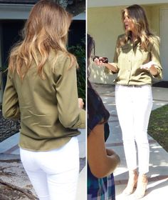 Image result for Melania trump's jeans