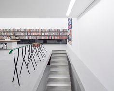 Arquitetura vira arte. Veja mais: https://casadevalentina.com.br/blog/detalhes/arquitetura-vira-arte-2800 #details #interior #design #decoracao #detalhes #decor #home #casa #design #idea #ideia #art #arte #casadevalentina