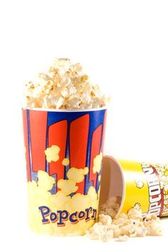 How to Make a Concession Stand for a Movie-Themed Birthday Party