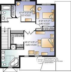 House plan W3862