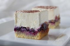 Rýchly ovocný zákusok | Bonviváni Russian Recipes, Baking Recipes, Sweet Tooth, Gem, Cheesecake, Food Porn, Favorite Recipes, Treats, Desserts