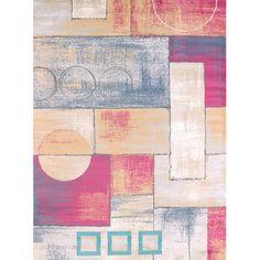 United Weavers of America Modern Texture Abstract Area Rug & Reviews | Wayfair