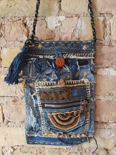 Upcycling Jeansbag nr.7