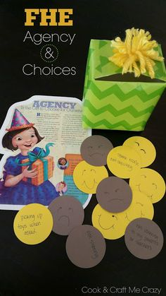 Cook and Craft Me Crazy: FHE Agency and Choices