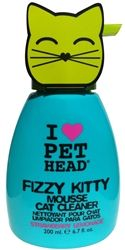 Pet Head Fizzy Kitty Strawberry Lemonade Mousse Cat Cleaner, Ounce - I Heart My Cats Strawberry Shampoo, Strawberry Lemonade, Nursing Supplies, Cat Supplies, Mousse, Pet Puppy, Pet Dogs, Cat Shampoo, Cat With Blue Eyes