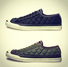quilted jack purcell, japan Converse Jack Purcell, Front Row, Footwear, Louis Vuitton, Boots, Sneakers, Accessories, Japan, Fashion