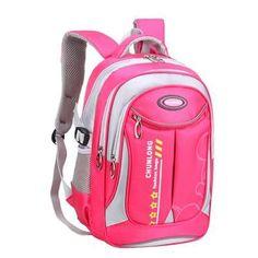 BAIJIAWEI 2017 New Design Children Backpacks Kids Bags for Primary School  Safe Backpack for Boys Girls Waterproof Schoolbags 72c3d15b76afc