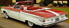 1961 Plymouth Fury Convertible